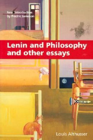 Lenin and Philosophy and Other Essays Book Pdf ePub