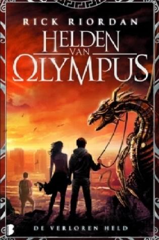 De verloren held (De helden van de Olympus #1) – Rick Riordan