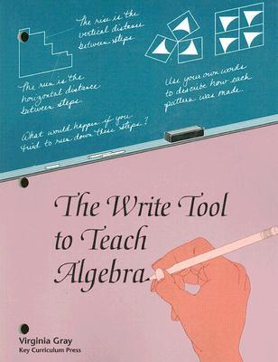 The Write Tool to Teach Algebra