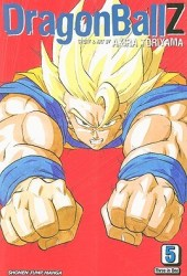 Dragon Ball Z, Vol. 5 (Dragon Ball VIZBIG Edition, #10)