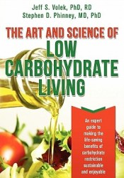 The Art and Science of Low Carbohydrate Living Pdf Book