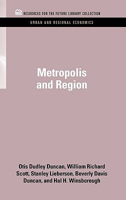 Metropolis and Region