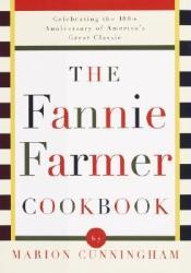 The Fannie Farmer Cookbook Pdf Book