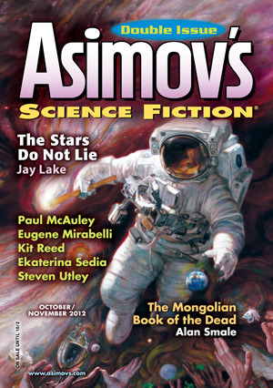 Asimov's Science Fiction, October/November 2012