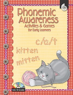 Phonemic Awareness Activities & Games for Early Learners