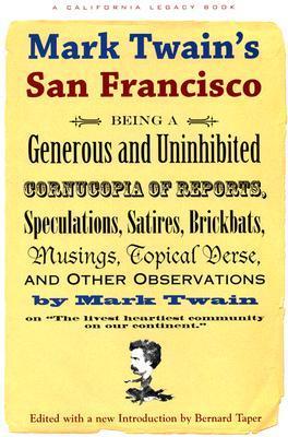 Mark Twain's San Francisco