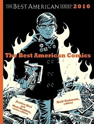 The Best American Comics 2010
