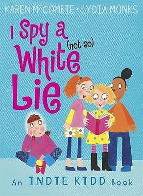 I Spy a (not So) White Lie (Indie Kidd, #8)