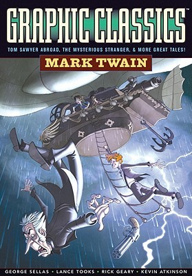Graphic Classics, Volume 8: Mark Twain