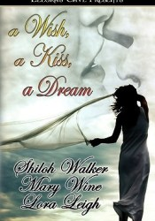 A Wish, a Kiss, a Dream (Cowboys and Captives, #2; Dream, #4) Pdf Book