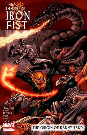 The Immortal Iron Fist: The Origin Of Danny Rand