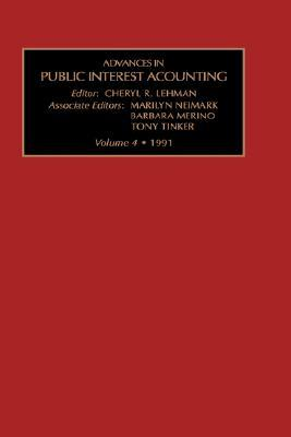 Advances in Public Interest Accounting, Volume 4