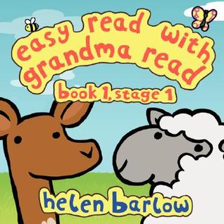 Easy Read with Grandma Read: Book 1, Stage 1
