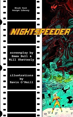 Nightspeeder: The Screenplay