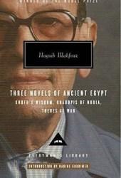 Naguib Mahfouz: Three Novels of Ancient Egypt Pdf Book