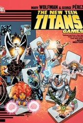 The New Teen Titans: Games Pdf Book