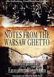 Notes from the Warsaw Ghetto Pdf Book