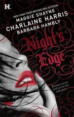 Book Review: Maggie Shayne's Night's Edge