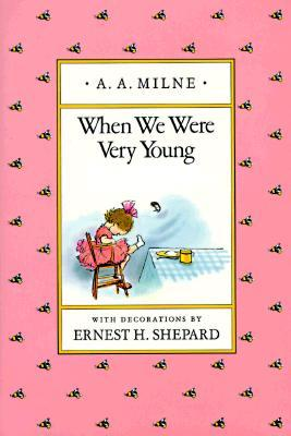 Image result for when we were very young aa milne