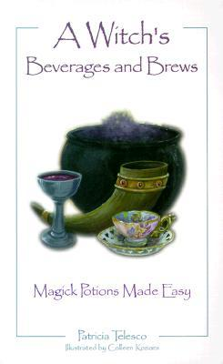 A Witch's Beverages and Brews cover