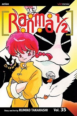 Ranma 1/2, Vol. 35 (Ranma ½ (US 2nd), #35)
