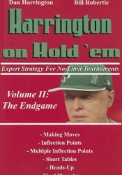 Harrington on Hold 'em: Expert Strategy for No-Limit Tournaments, Volume II: The Endgame Pdf Book