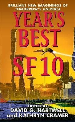 Year's Best SF 10