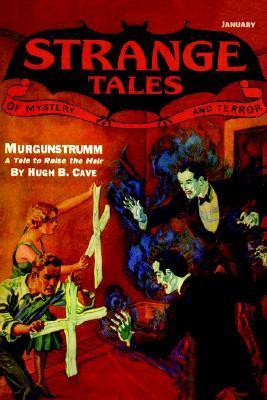 Pulp Classics: Strange Tales #7 (January 1933)