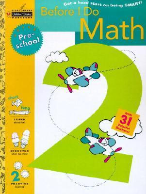 Before I Do Math (Preschool)