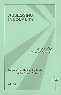 Inequality Measures, Vol. 166
