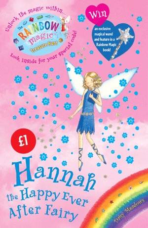 Hannah The Happy Ever After Fairy