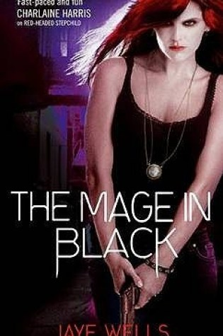 The Mage in Black (Sabina Kane, #2) Book Pdf ePub