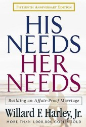 His Needs, Her Needs: Building an Affair-Proof Marriage Pdf Book