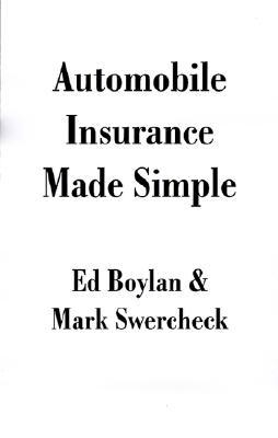 Automobile Insurance Made Simple