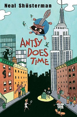 Antsy Does Time (Antsy Bonano, #2)