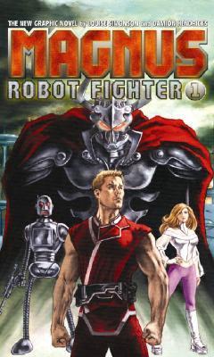 Magnus, Robot Fighter (v. 1)