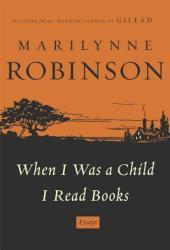 When I Was a Child I Read Books Book Pdf