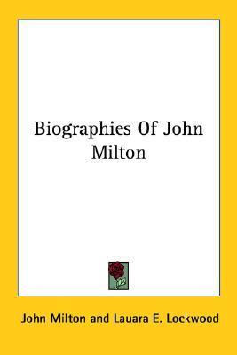 Biographies Of John Milton