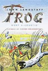 Frog Went a-Courtin' Pdf Book