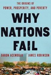Why Nations Fail: The Origins of Power, Prosperity, and Poverty Book Pdf