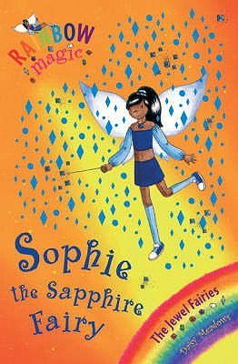 Sophie the Sapphire Fairy (Rainbow Magic: Jewel Fairies, #6)