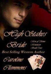 High Stakes Bride (Men of Stone Mountain, #2) Pdf Book