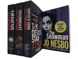 Jo Nesbø Collection 3 Books Set: The Redbreast, Nemesis, The Devil's Star