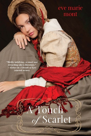 A Touch of Scarlet (Unbound, #2)
