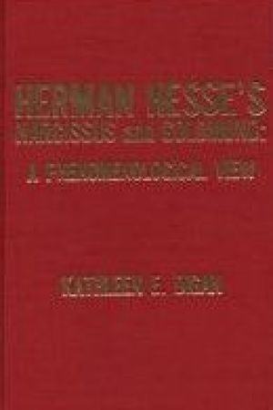 Herman Hesse's Narcissus and Goldmund: A phenomenological view pdf books