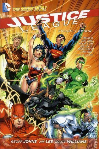 Justice League, Volume 1: Origin