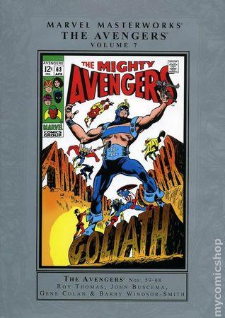 Marvel Masterworks: The Avengers, Vol. 7