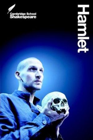Reading books Hamlet