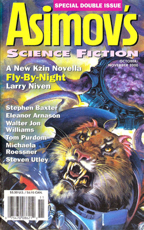 Asimov's Science Fiction, October/November 2000 (Asimov's Science Fiction, #297-298)