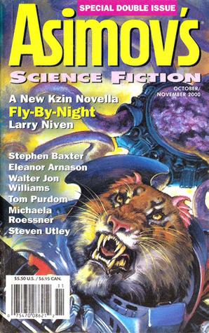 Asimov's Science Fiction, October/November 2000 (Asimov's Science Fiction, #297-298)